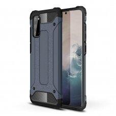 Hybrid Armor Case Tough Rugged Cover for Samsung Galaxy S20 blue (SSGS20)