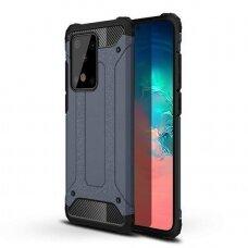 Hybrid Armor Case Tough Rugged Cover for Samsung Galaxy S20 Plus blue (SAS20PL)