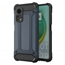 Hybrid Armor Case Tough Rugged Cover for Xiaomi Mi 10T Pro / Xiaomi Mi 10T blue