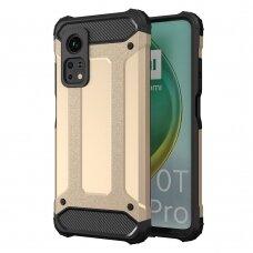 Hybrid Armor Case Tough Rugged Cover for Xiaomi Mi 10T Pro / Xiaomi Mi 10T golden