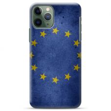 "Iphone 11 Pro max silicone phone case with unique design 1.0 mm ""u-case Airskin EU design"""
