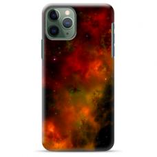 "Iphone 11 Pro max silicone phone case with unique design 1.0 mm ""u-case Airskin Space 1 design"""