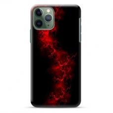 "Iphone 11 Pro max silicone phone case with unique design 1.0 mm ""u-case Airskin Space 3 design"""