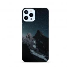 "Iphone 11 Pro max Unique Silicone Case 1.0 mm ""u-case Airskin Mountains 1 design"""