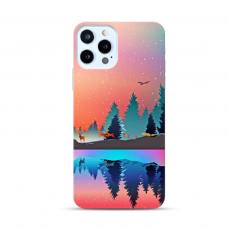 """Iphone 11 Pro max Unique Silicone Case 1.0 mm """"u-case Airskin Nature 5 design"""""""