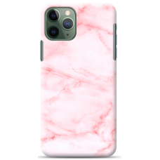 "Iphone 11 Pro silicone phone case with unique design 1.0 mm ""u-case Airskin Marble 5 design"""