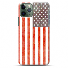 "Iphone 11 pro silicone phone case with unique design 1.0 mm ""u-case Airskin USA design"""