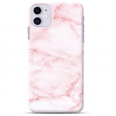 """Iphone 11 silicone phone case with unique design 1.0 mm """"u-case Airskin Marble 5 design"""""""