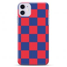"Iphone 11 silicone phone case with unique design 1.0 mm ""u-case Airskin Pattern 4 design"""