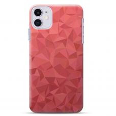 "Iphone 11 silicone phone case with unique design 1.0 mm ""u-case Airskin Pattern 6 design"""