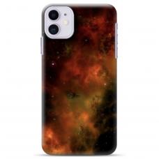 "Iphone 11 silicone phone case with unique design 1.0 mm ""u-case Airskin Space 1 design"""
