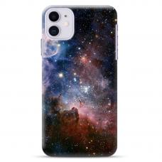 "Iphone 11 silicone phone case with unique design 1.0 mm ""u-case Airskin Space 2 design"""