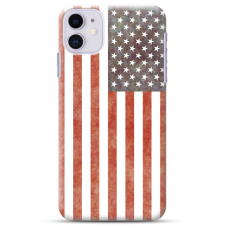 "Iphone 11 silicone phone case with unique design 1.0 mm ""u-case Airskin USA design"""