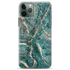 """Iphone 12 Pro Unique Silicone Case 1.0 mm """"u-case airskin Marble 1 design"""""""