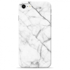 "Iphone SE 2020 / Iphone 8 / Iphone 7 silicone phone case with unique design 1.0 mm ""u-case Airskin Marble 6 design"""