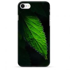 """Iphone 7 / Iphone 8 silicone phone case with unique design 1.0 mm """"u-case Airskin Nature 1 design"""""""