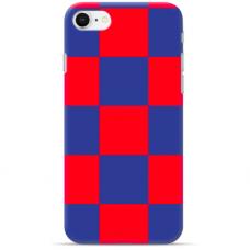 "Iphone SE 2020 / Iphone 8 / Iphone 7 silicone phone case with unique design 1.0 mm ""u-case Airskin Pattern 4 design"""