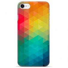 """Iphone 7 / Iphone 8 Unique Silicone Case 1.0 mm """"u-case Airskin Pattern 3 design"""""""