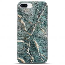 """Iphone 7 Plus / Iphone 8 Plus Unique Silicone Case 1.0 mm 1.0 mm """"u-case airskin Marble 1 design"""""""
