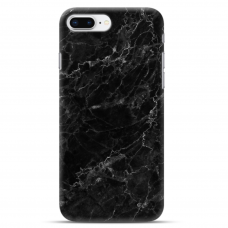 "Iphone 7 Plus / Iphone 8 Plus silicone phone case with unique design 1.0 mm ""u-case Airskin Marble 4 design"""