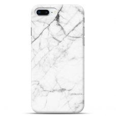 "Iphone 7 Plus / Iphone 8 Plus silicone phone case with unique design 1.0 mm ""u-case Airskin Marble 6 design"""