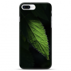 "Iphone 7 Plus / Iphone 8 Plus silicone phone case with unique design 1.0 mm ""u-case Airskin Nature 1 design"""