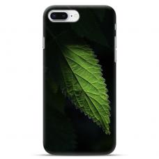 """Iphone 7 Plus / Iphone 8 Plus Unique Silicone Case 1.0 mm """"u-case Airskin Nature 1 design"""""""