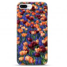 """Iphone 7 Plus / Iphone 8 Plus Unique Silicone Case 1.0 mm """"u-case Airskin Nature 2 design"""""""