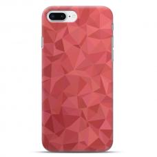"""Iphone 7 Plus / Iphone 8 Plus Unique Silicone Case 1.0 mm """"u-case Airskin Pattern 6 design"""""""