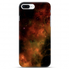 """Iphone 7 Plus / Iphone 8 Plus Unique Silicone Case 1.0 mm """"u-case Airskin Space 1 design"""""""