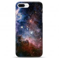 """Iphone 7 Plus / Iphone 8 Plus Unique Silicone Case 1.0 mm """"u-case Airskin Space 2 design"""""""