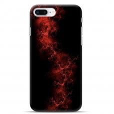 """Iphone 7 Plus / Iphone 8 Plus Unique Silicone Case 1.0 mm """"u-case Airskin Space 3 design"""""""