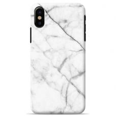 "Iphone XR silicone phone case with unique design 1.0 mm ""u-case Airskin Marble 6 design"""