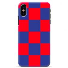 "Iphone XR silicone phone case with unique design 1.0 mm ""u-case Airskin Pattern 4 design"""
