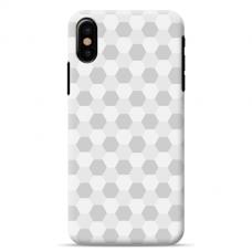 "Iphone XR silicone phone case with unique design 1.0 mm ""u-case Airskin Pattern 5 design"""