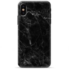 "Iphone Xs MAX silicone phone case with unique design 1.0 mm ""u-case Airskin Marble 4 design"""