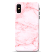 "Iphone Xs MAX silicone phone case with unique design 1.0 mm ""u-case Airskin Marble 5 design"""
