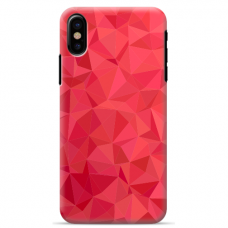 "Iphone Xs MAX silicone phone case with unique design 1.0 mm ""u-case Airskin Pattern 6 design"""