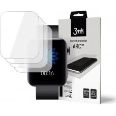 LCD Screen protector 3MK Watch ARC Samsung Watch Active 2 44mm 3psc
