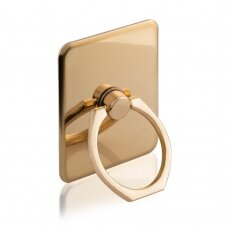 Metal ring holder for smartphone and tablet gold (HUTL) (hutl)