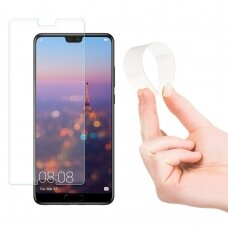 Nano Flexi Glass Hybrid Screen Protector Tempered Glass for Huawei P20 Pro (HUP20P)