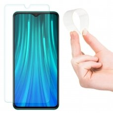 Nano Flexi Glass Hybrid Screen Protector Tempered Glass for Xiaomi Redmi Note 8 Pro (XRNT8PR)