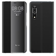 New Sleep Case Bookcase Type Case with kickstand function for Huawei P30 black
