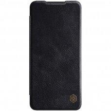 Nillkin Qin original leather case cover for Samsung Galaxy A12 / Galaxy M12 black