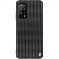 Nillkin Textured Case rugged cover with gel frame and nylon on the back Xiaomi Mi 10T Pro / Mi 10T black