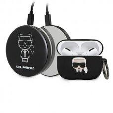 Original Karl Lagerfeld Case KLBPPBOAPK AirPods Pro case + Power Bank Ikonik
