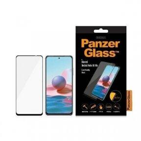 PanzerGlass E2E Regular Xiaomi Redmi Note 10/10s Case Friendly czarny/black