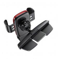 Phone holder Baseus Metal Age Gravity Car Mount black SUYL-J01