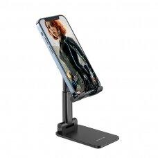 Phone holder Borofone BH42 4.7-14 black