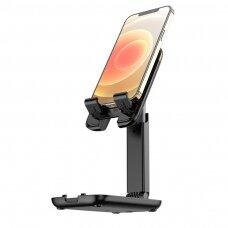 Phone holder Hoco S28 4.7-14 black